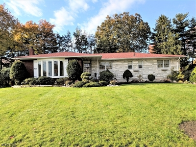 Clark Twp. Single Family Home For Sale: 7 Ayers Ln