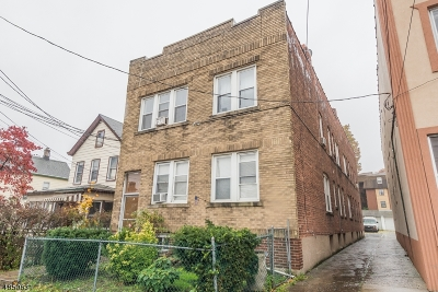 Passaic County Multi Family Home For Sale: 445 Paulison Ave