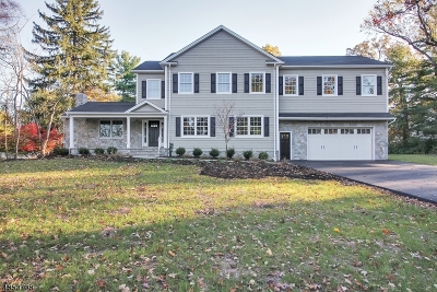 Long Hill Twp Single Family Home For Sale: 109 Cross Hill Rd