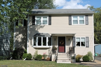 Bridgewater Twp. Single Family Home For Sale: 127 Linden St