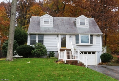 Wayne Twp. Single Family Home For Sale: 122 Woodhaven Dr