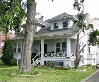 Maplewood Twp. Multi Family Home For Sale: 88 Burnett Ave