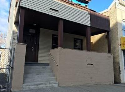 Passaic City Single Family Home For Sale: 14 Aspen