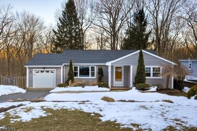 Denville Twp. Single Family Home For Sale: 84 Woodstone Rd