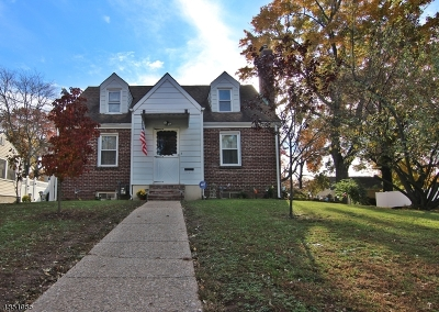 Linden City Single Family Home For Sale: 327 Morristown Rd