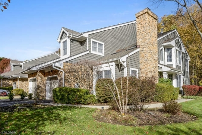 South Brunswick Twp. Condo/Townhouse For Sale: 40 Coriander Dr