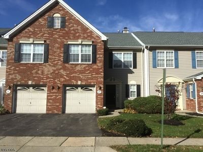 Franklin Twp. Condo/Townhouse For Sale: 247 Amethyst Way