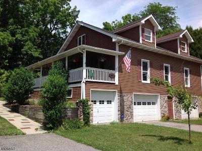 Branchville Boro Single Family Home For Sale: 3 Mattison Ave