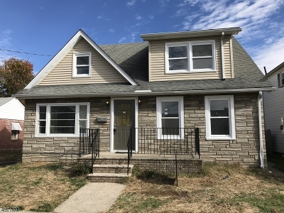 Manville Boro Multi Family Home For Sale: 26 N 7th Ave