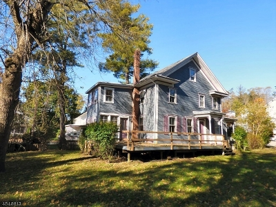 Single Family Home For Sale: 6 Carhart St