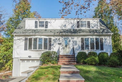 Florham Park Boro Single Family Home For Sale: 3 Keyes St