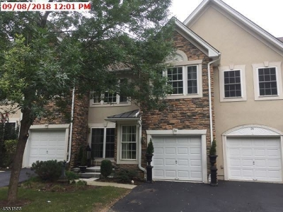 North Haledon Boro Condo/Townhouse For Sale: 36 Rosewood Ct