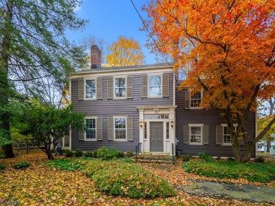 Rocky Hill Boro Single Family Home For Sale: 60 Princeton Ave