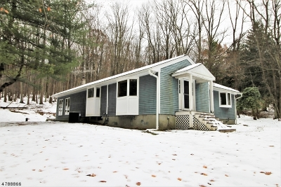 Tewksbury Twp. Single Family Home For Sale: 7 Mountain Rd