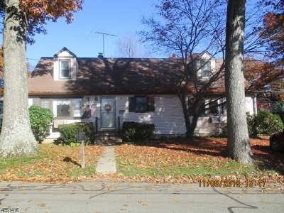 Denville Twp. Single Family Home For Sale: 12 Laurel Trl