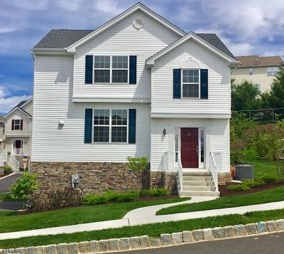 Mount Olive Twp. Condo/Townhouse For Sale: 129 Sowers Dr
