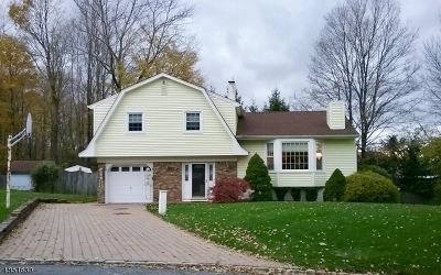 Sparta Twp. Single Family Home For Sale: 32 Wordsworth Dr