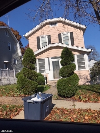 Nutley Twp. NJ Single Family Home For Sale: $265,000
