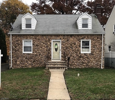 Union Twp. Single Family Home For Sale: 807 Bishop St