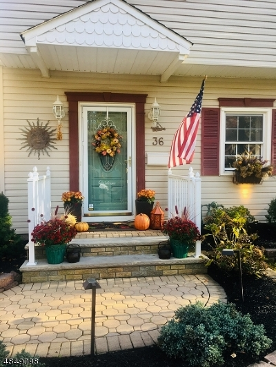 Clark Twp. Single Family Home For Sale: 36 Alice Lane