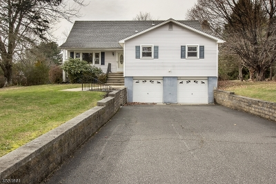 Chester Single Family Home Active Under Contract: 11 Old Forge Rd