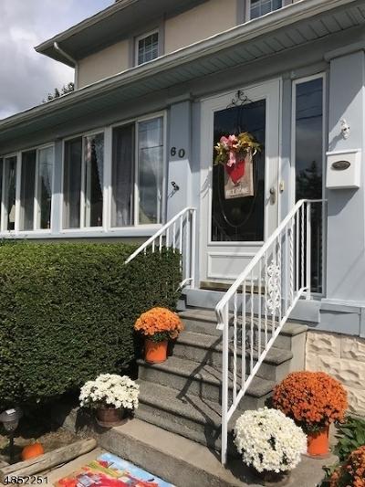 Wharton Boro Single Family Home For Sale: 60 Kitchell Ave