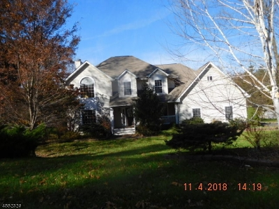 Sparta Twp. Single Family Home For Sale: 12 Dahn Dr