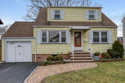 Springfield Twp. Single Family Home For Sale: 40 Clinton Ave