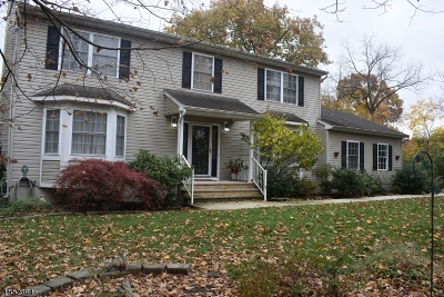 Franklin Twp. Single Family Home For Sale: 3 Highwood Rd