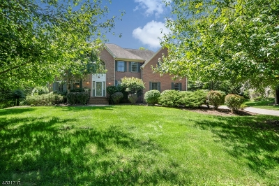Bernards Twp., Bernardsville Boro Single Family Home For Sale: 81 Blackburn Rd