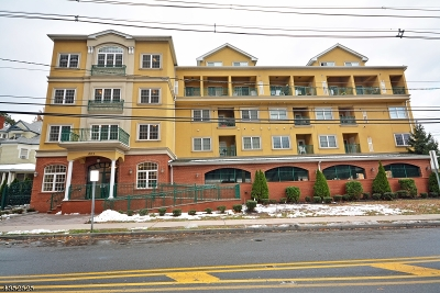 Elizabeth City Condo/Townhouse For Sale: 201-211 W Jersey St