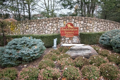 Mahwah Twp. NJ Condo/Townhouse For Sale: $259,000