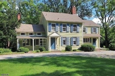 Warren Twp. Single Family Home For Sale: 88 Round Top Rd