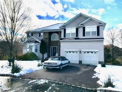 Franklin Twp. Single Family Home For Sale: 17 Yardley Ct
