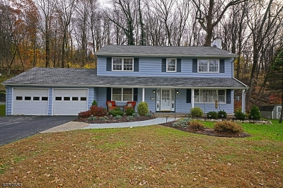 Sparta Twp. Single Family Home For Sale: 42 Park Rd