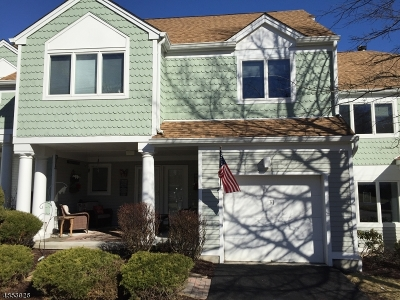 Sparta Twp. Condo/Townhouse For Sale: 31 Beacon Hill