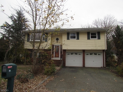 Morris County, Somerset County Rental For Rent: 55 Girard Ave