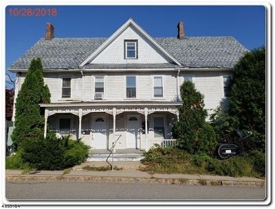 Newton Town Multi Family Home For Sale: 7-7-1/2 Washington St