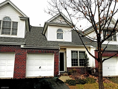 Franklin Twp. Condo/Townhouse For Sale: 7 Disbro Ln