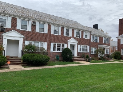 Maplewood Twp. Condo/Townhouse For Sale: 285-A Elmwood Ave