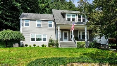 Bernardsville Boro NJ Rental For Rent: $3,500