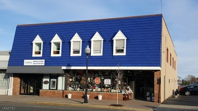 Manville Boro NJ Commercial Lease For Lease: $1,000
