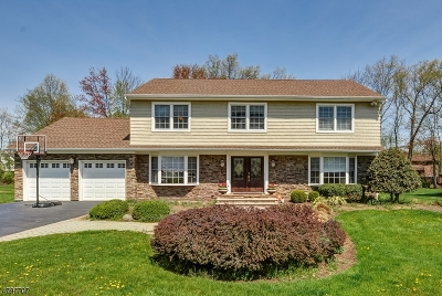 East Hanover Twp. Single Family Home For Sale: 6 Heather Dr