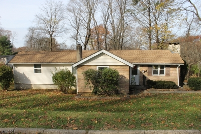 Sparta Twp. Single Family Home For Sale: 21 Hilltop Trl
