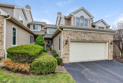 Montville Twp. NJ Condo/Townhouse For Sale: $579,000