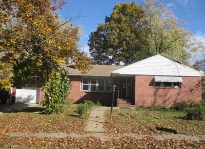 Franklin Twp. Single Family Home For Sale: 25 Highland Ave