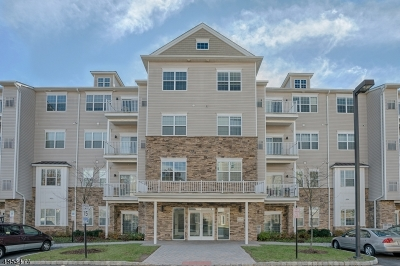 Piscataway Twp. Condo/Townhouse For Sale: 334 Pond Ln