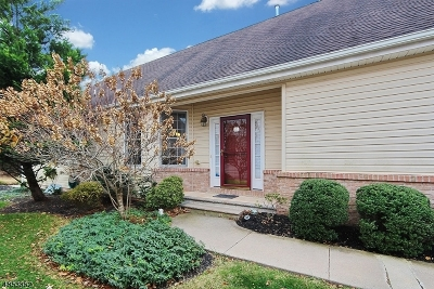 Franklin Twp. Single Family Home For Sale: 14 Witherspoon Way