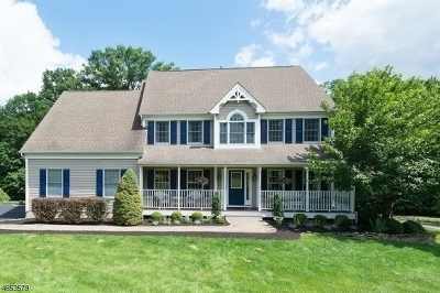 Warren Twp. Single Family Home For Sale: 8 Dillon Ct