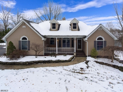 Franklin Twp. Single Family Home For Sale: 9 Old Farm Rd